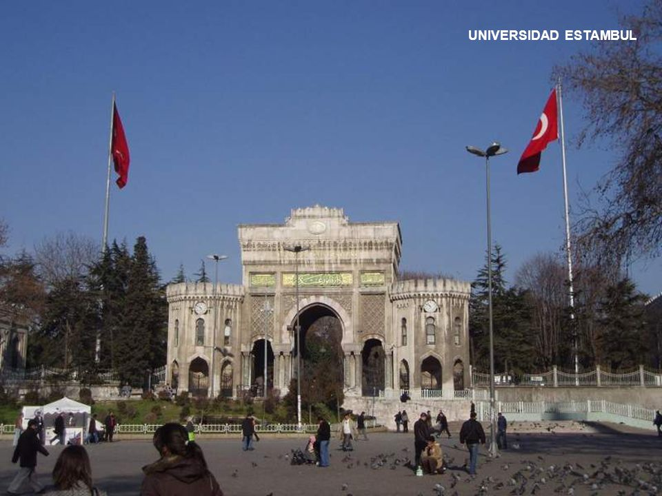 UNIVERSIDAD ESTAMBUL
