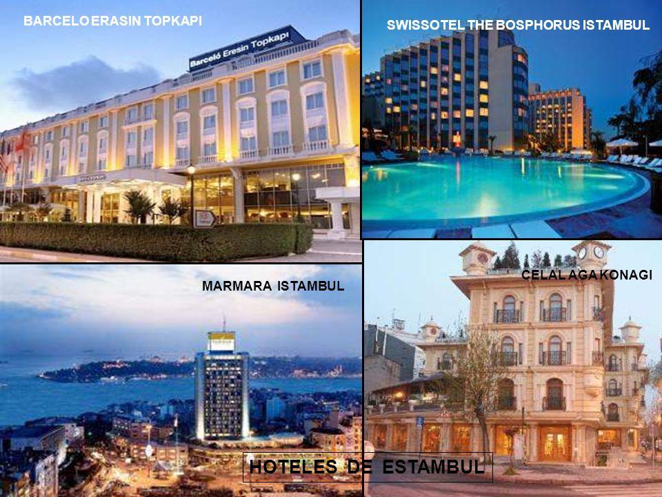 HOTELES DE ESTAMBUL BARCELO ERASIN TOPKAPI