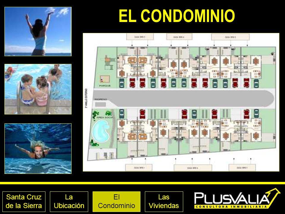 EL CONDOMINIO Santa Cruz de la Sierra La Ubicación El Condominio