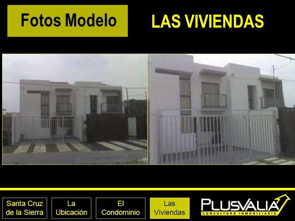 LAS VIVIENDAS Fotos Modelo