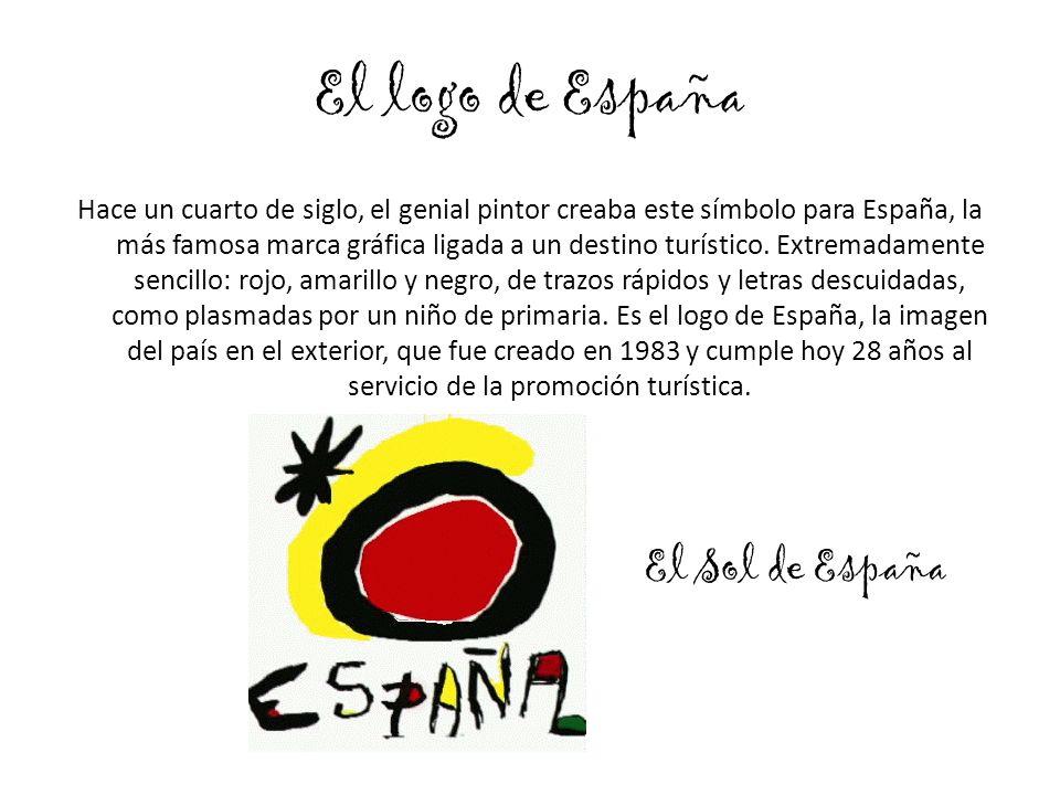 El logo de España
