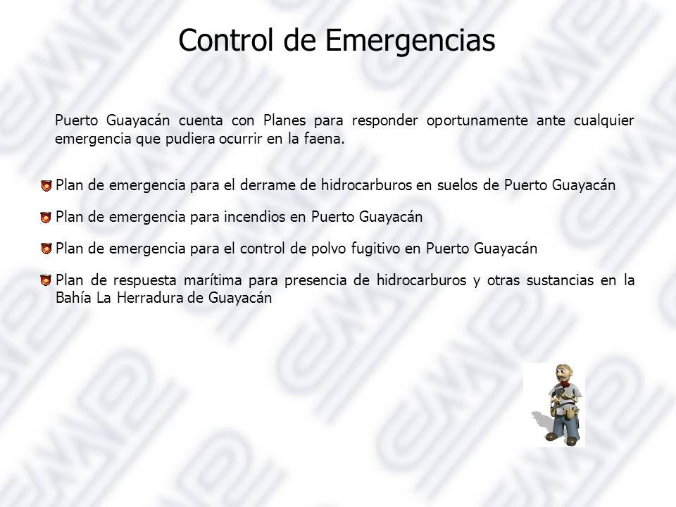Control de Emergencias