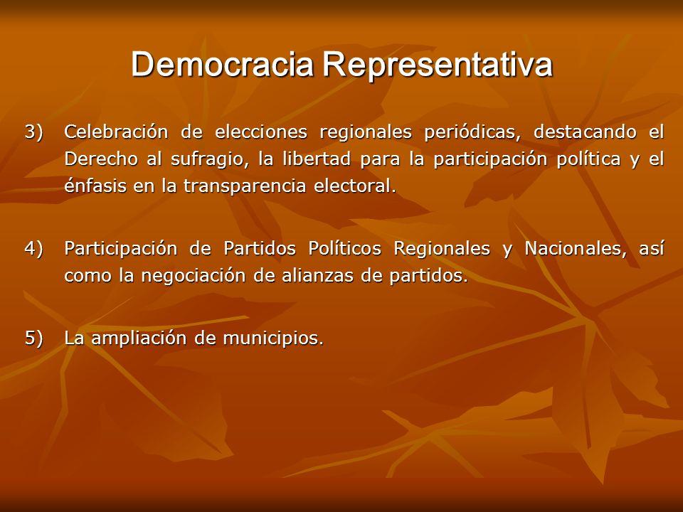 Democracia Representativa