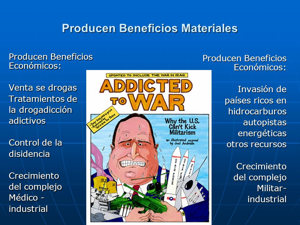 Producen Beneficios Materiales