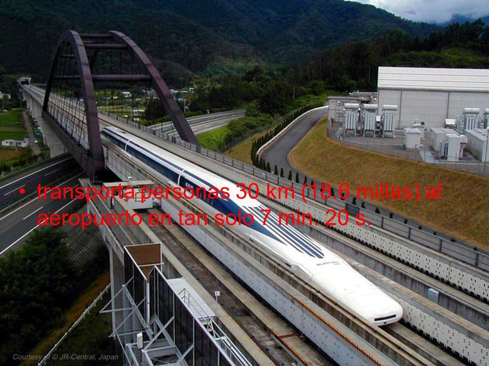 transporta personas 30 km (18