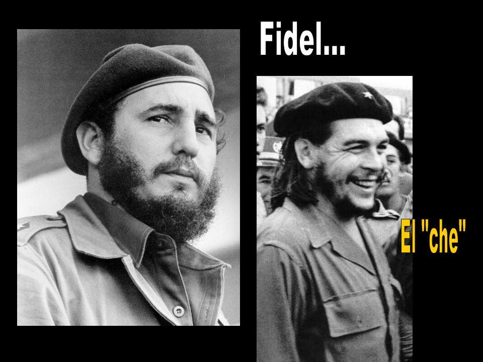 Fidel... El che