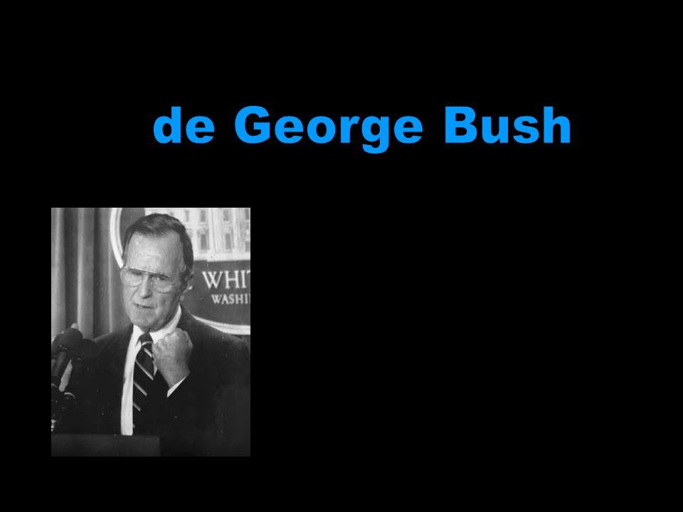 de George Bush
