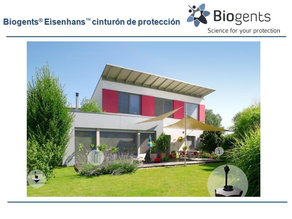 Biogents® Eisenhans™ cinturón de protección