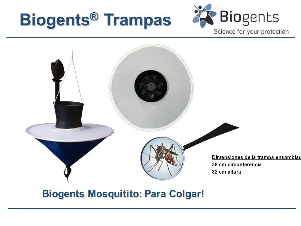 Biogents Mosquitito: Para Colgar!