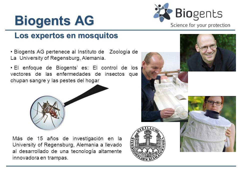 Biogents AG Los expertos en mosquitos
