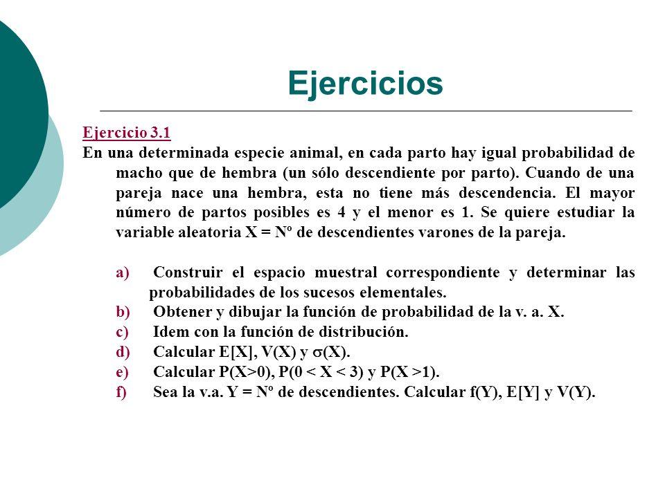 Ejercicios Ejercicio 3.1.
