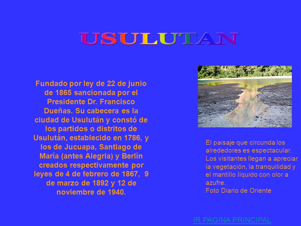 USULUTAN