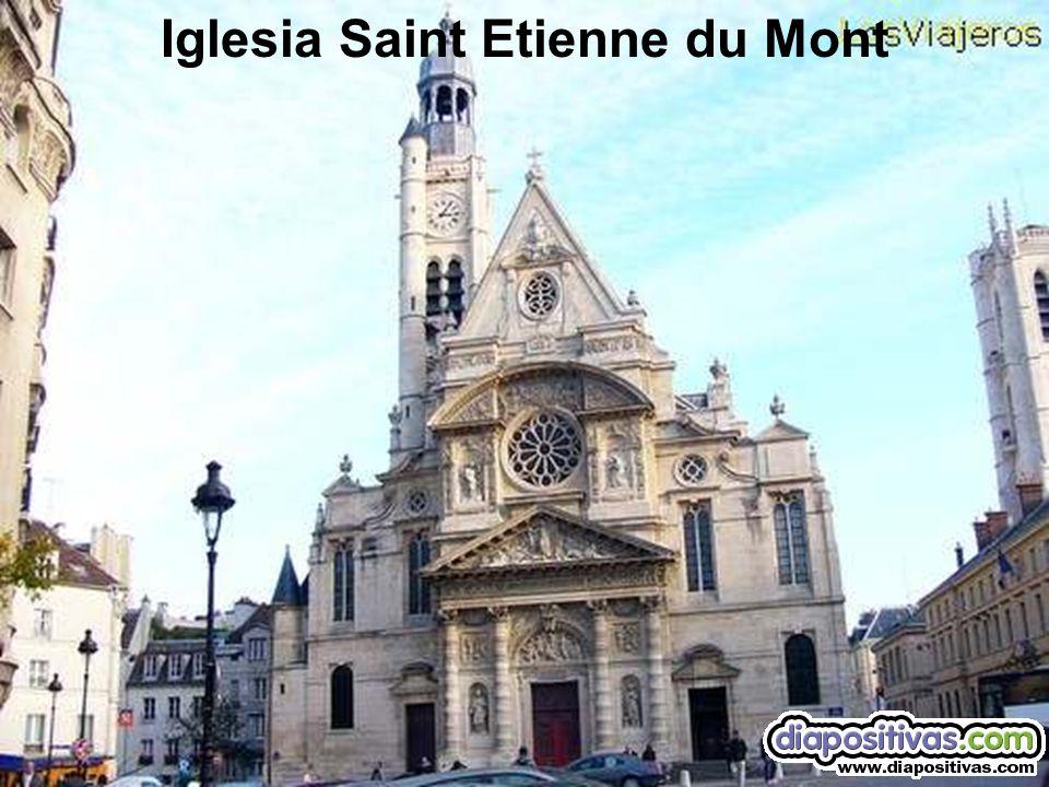 Iglesia Saint Etienne du Mont