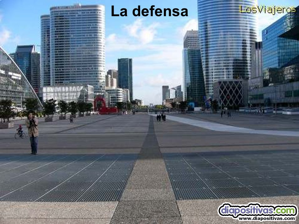 La defensa