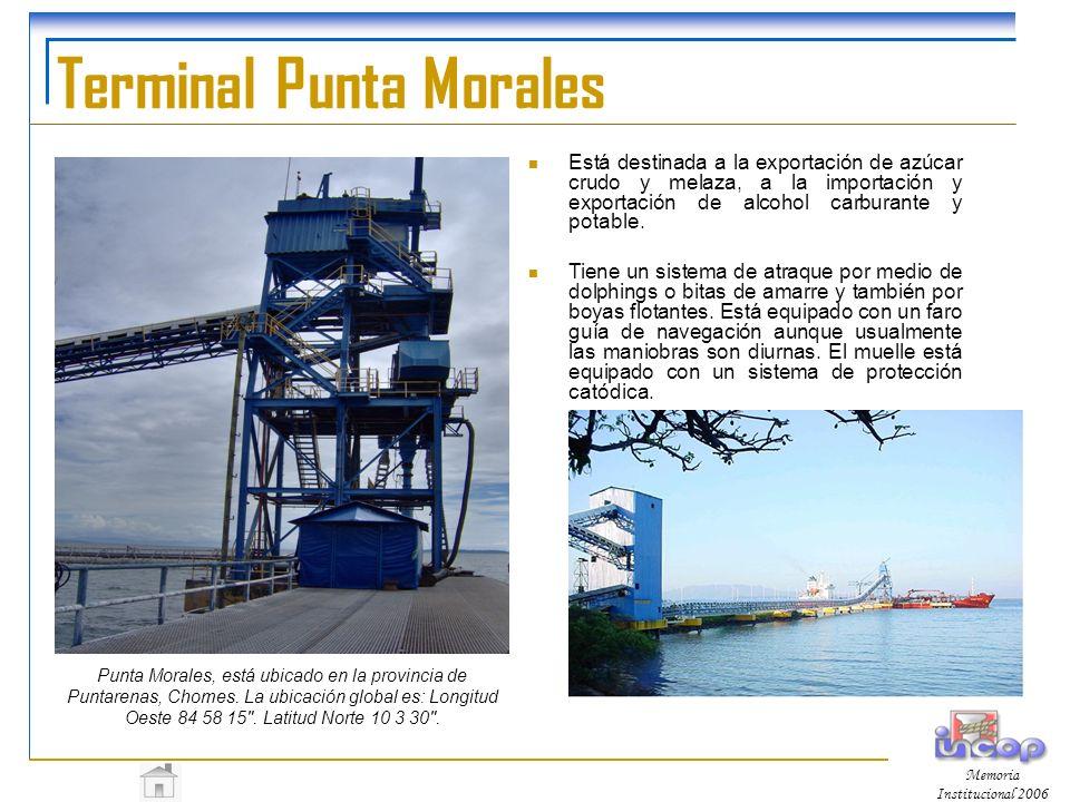 Terminal Punta Morales