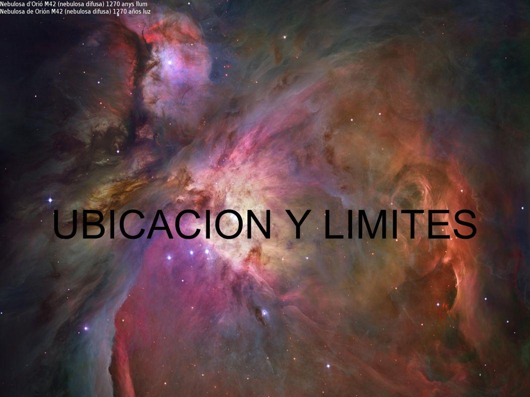UBICACION Y LIMITES
