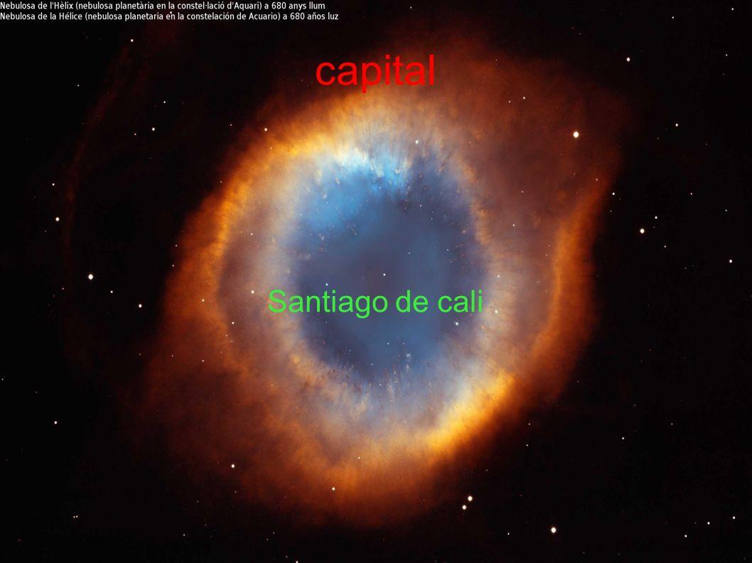 capital Santiago de cali