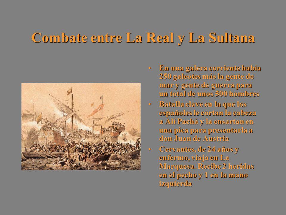 Combate entre La Real y La Sultana