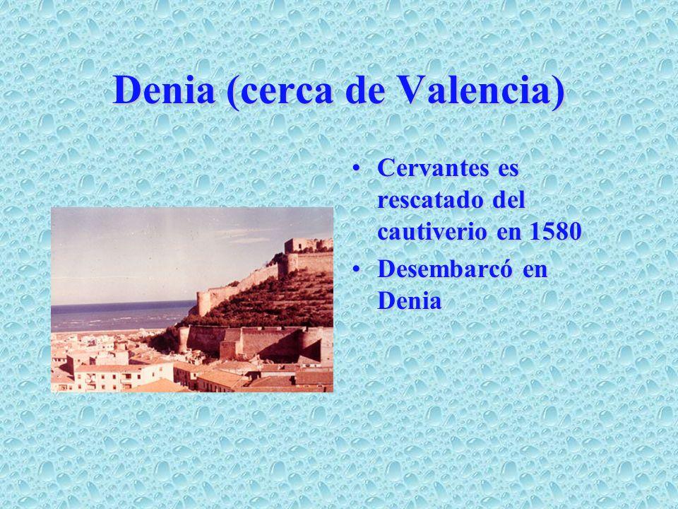 Denia (cerca de Valencia)