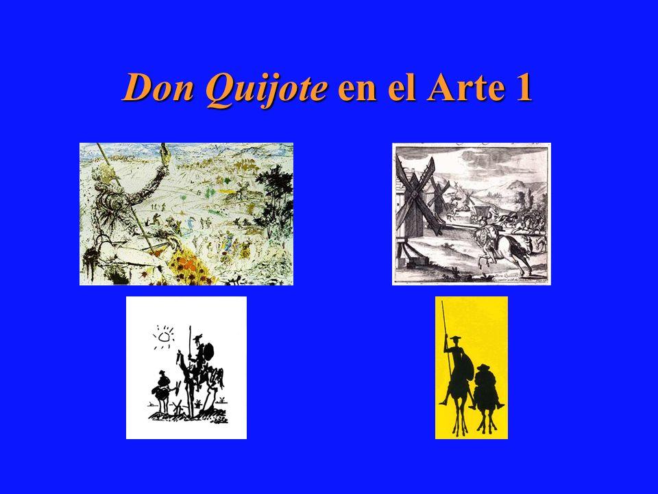 Don Quijote en el Arte 1