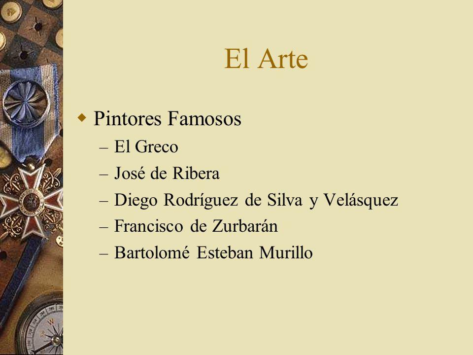 El Arte Pintores Famosos El Greco José de Ribera