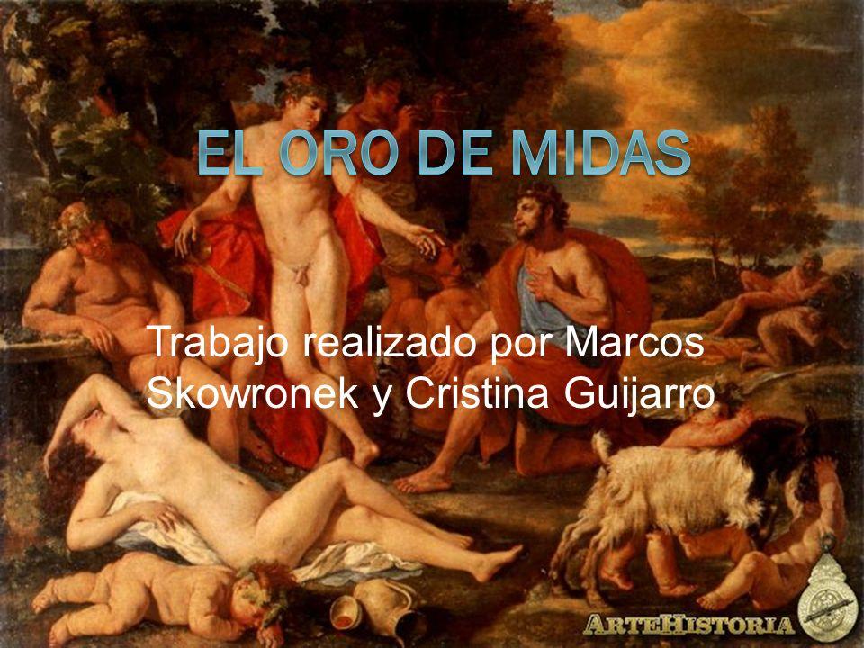 Trabajo realizado por Marcos Skowronek y Cristina Guijarro