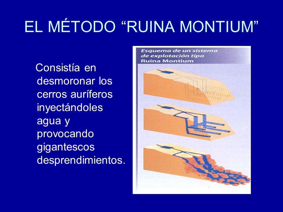 EL MÉTODO RUINA MONTIUM