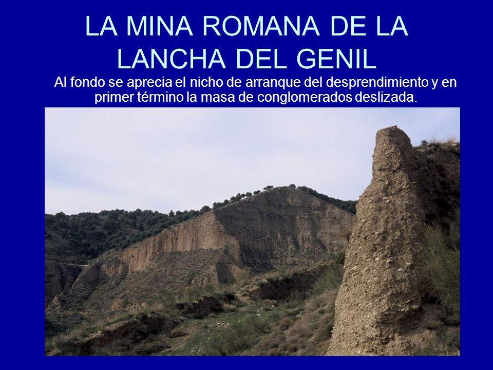 LA MINA ROMANA DE LA LANCHA DEL GENIL
