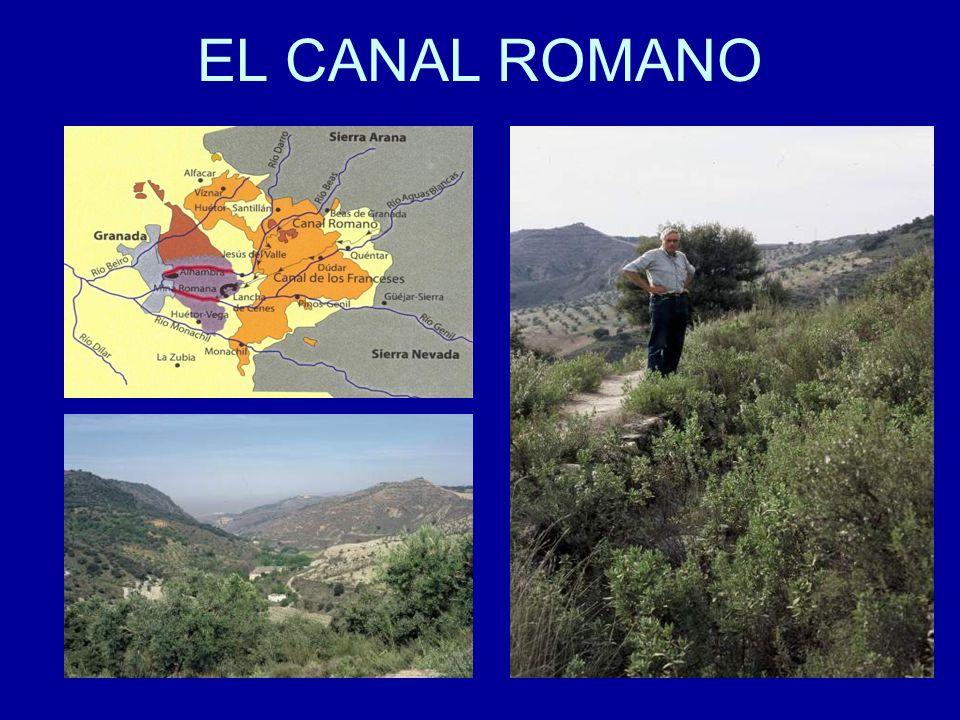 EL CANAL ROMANO