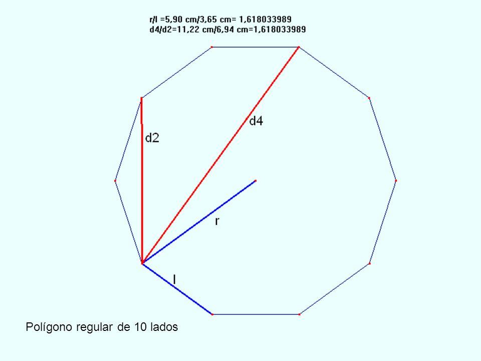 Polígono regular de 10 lados