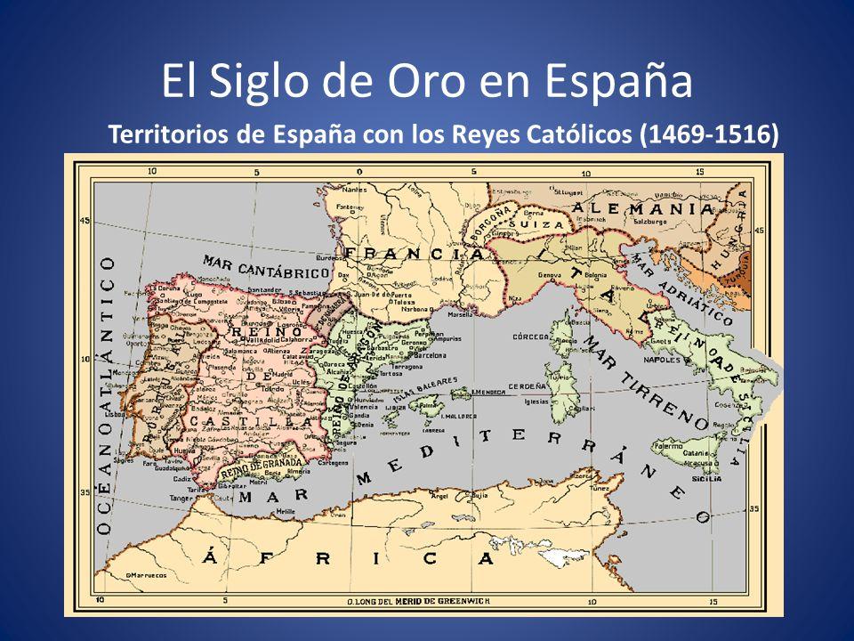 El Siglo de Oro en España