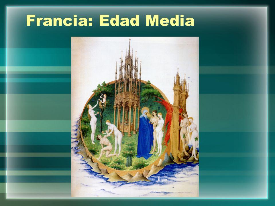 Francia: Edad Media