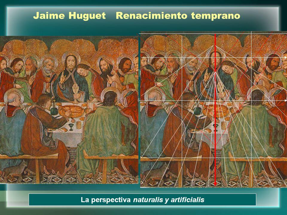 Jaime Huguet Renacimiento temprano