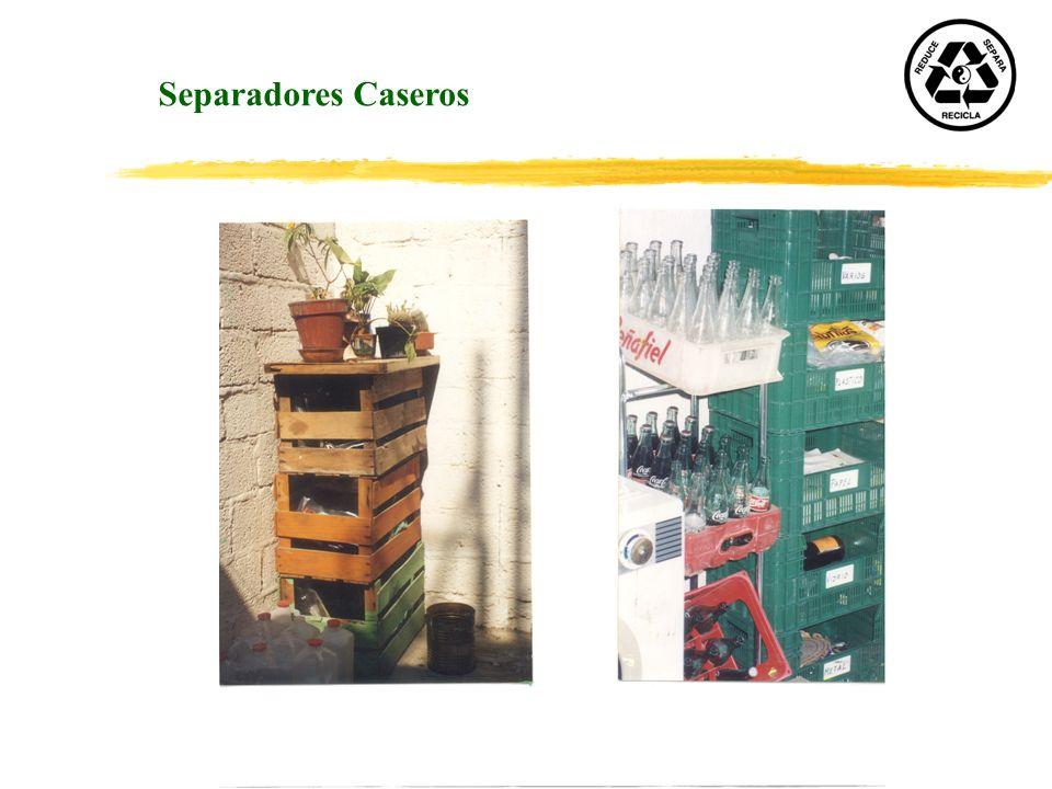 Separadores Caseros