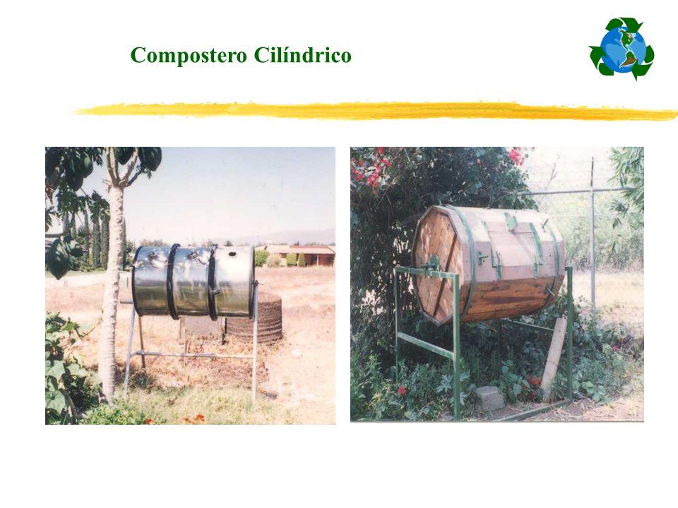 Compostero Cilíndrico