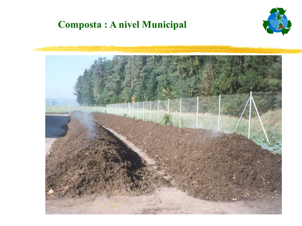 Composta : A nivel Municipal