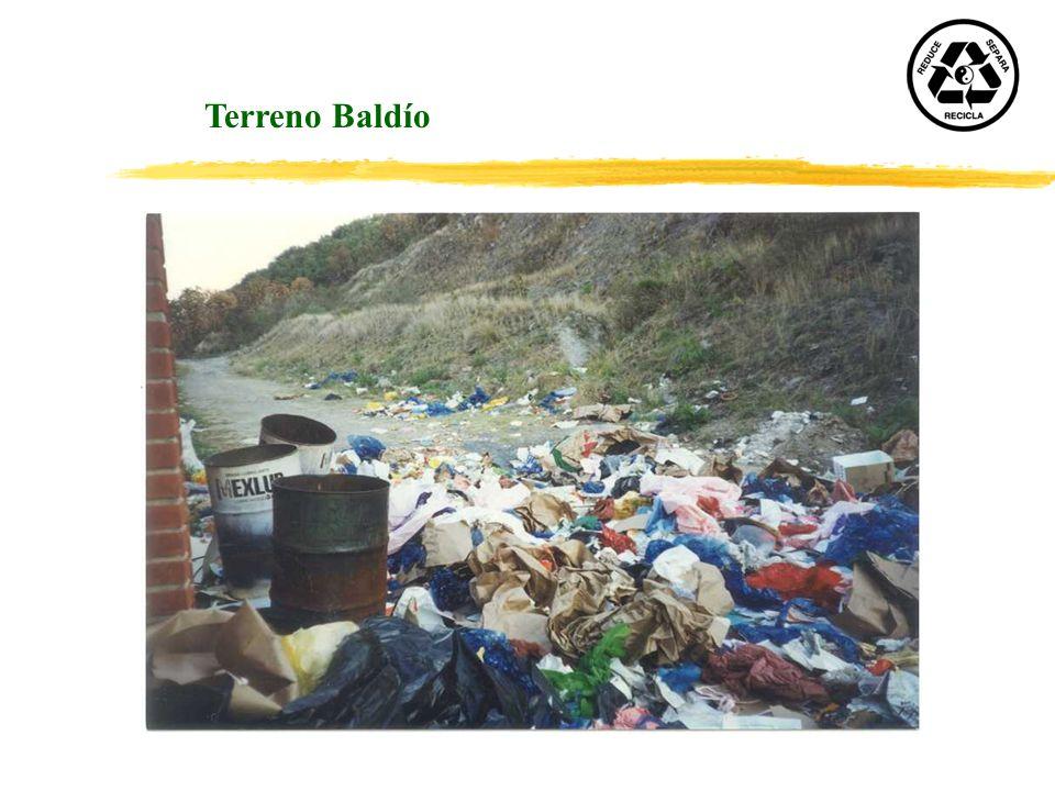 Terreno Baldío