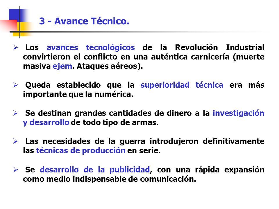 3 - Avance Técnico.