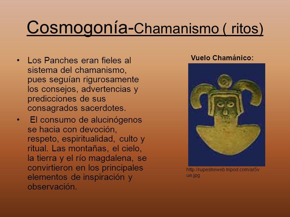 Cosmogonía-Chamanismo ( ritos)