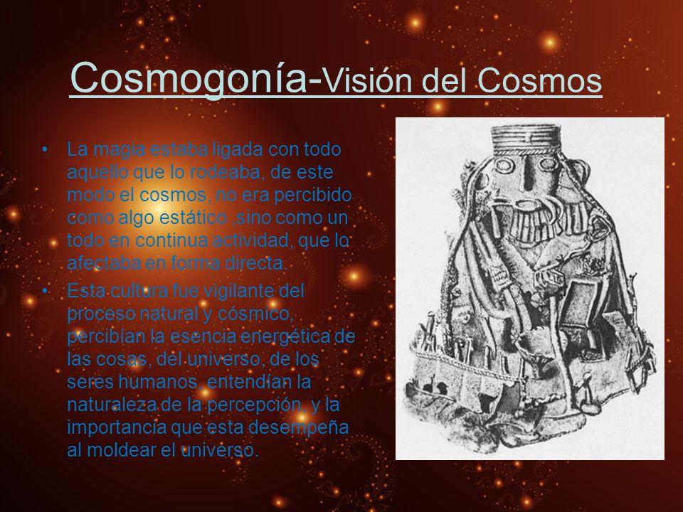 Cosmogonía-Visión del Cosmos