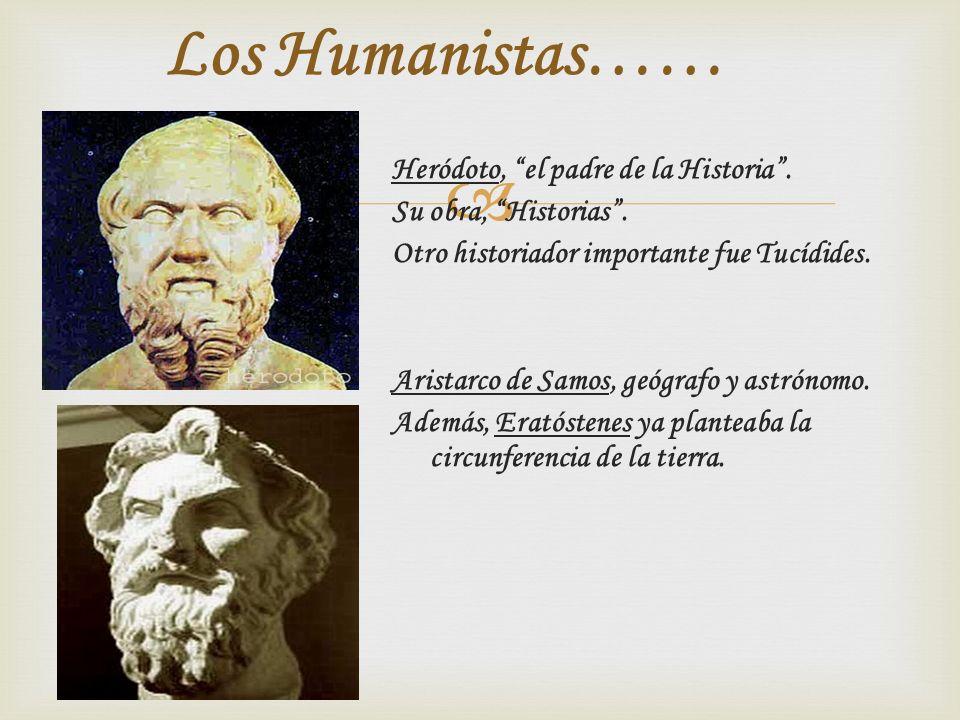 Los Humanistas……