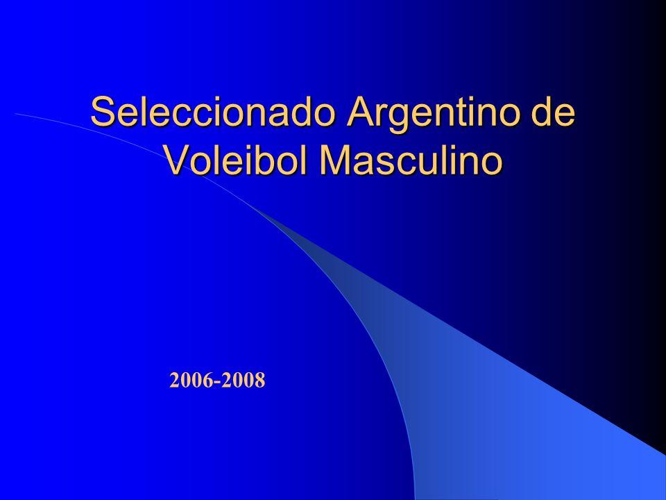 Seleccionado Argentino de Voleibol Masculino