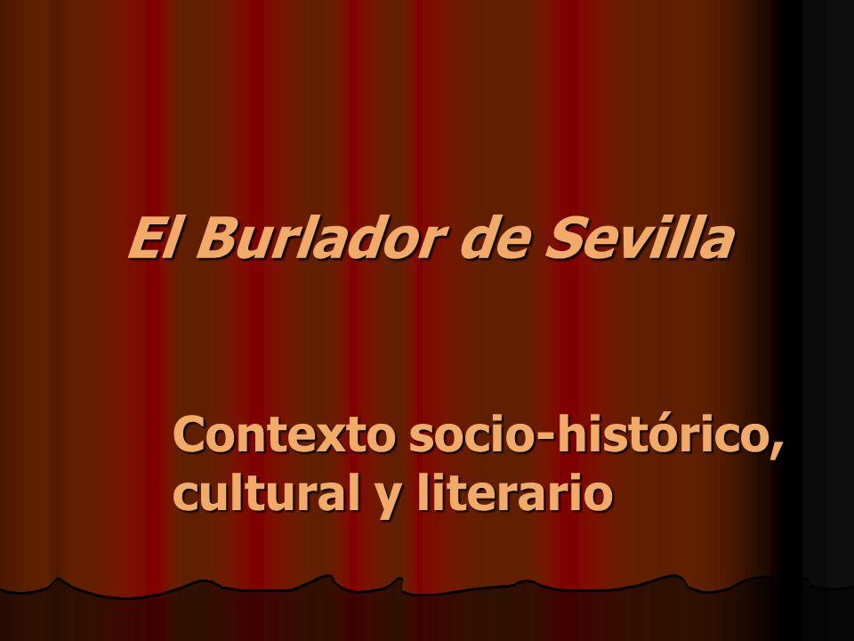 Contexto socio-histórico, cultural y literario