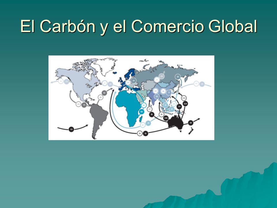 El Carbón y el Comercio Global