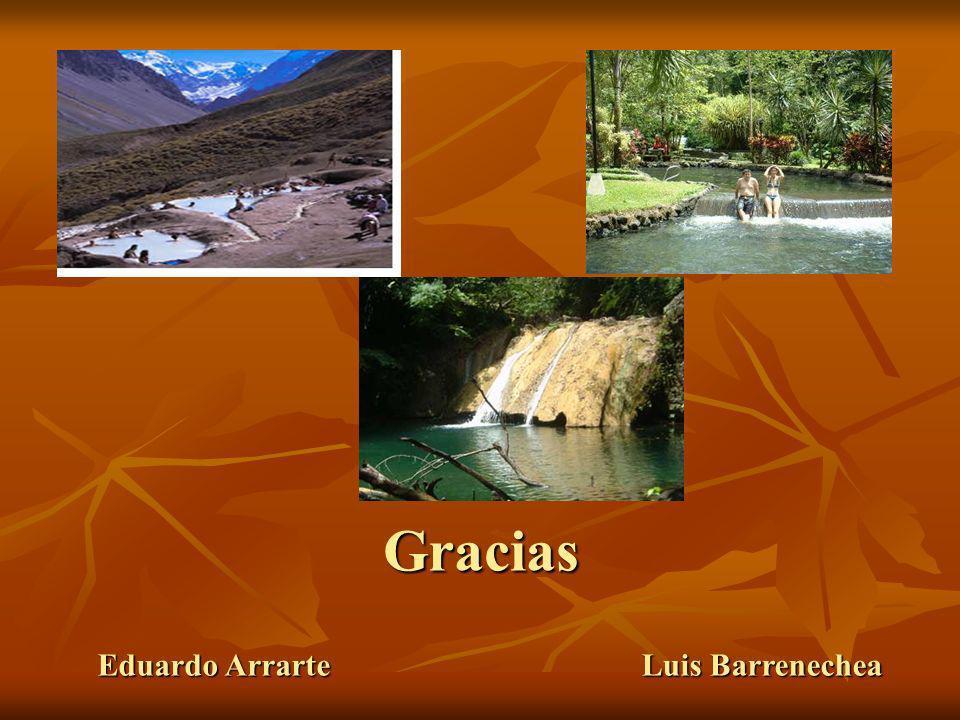 Gracias Eduardo Arrarte Luis Barrenechea