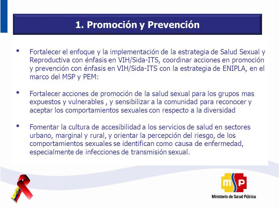 1. Promoción y Prevención