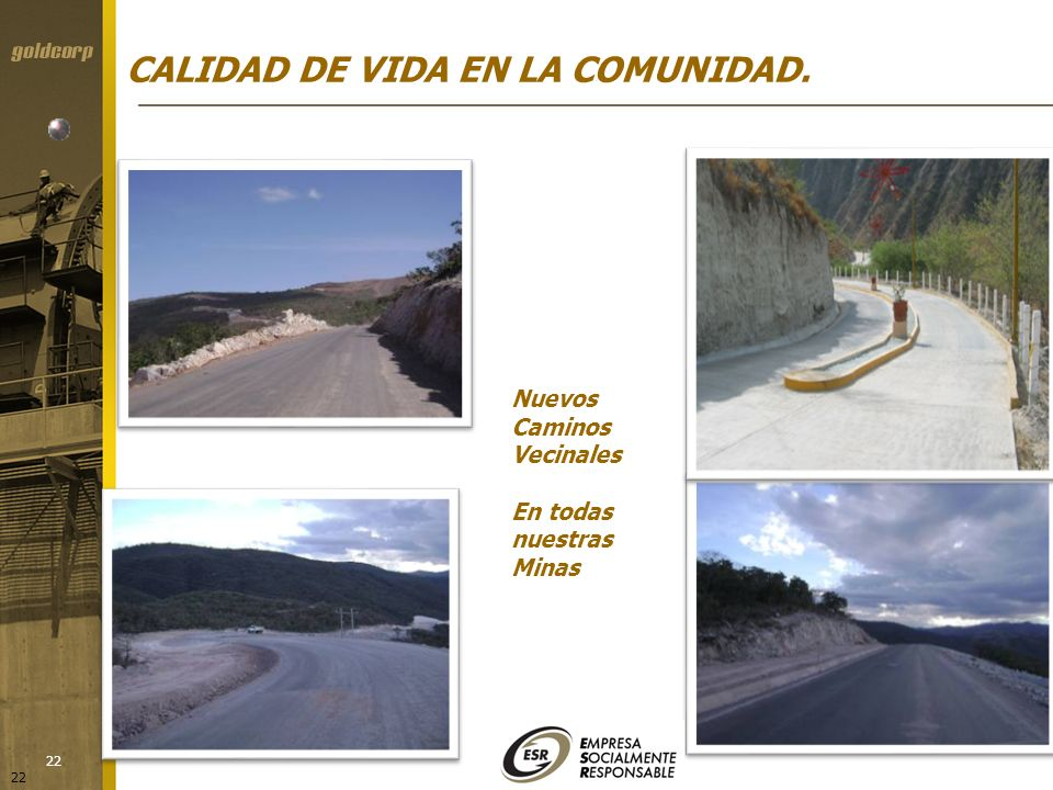 CALIDAD DE VIDA EN LA COMUNIDAD.