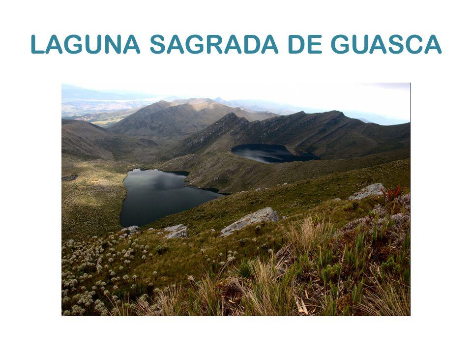 LAGUNA SAGRADA DE GUASCA