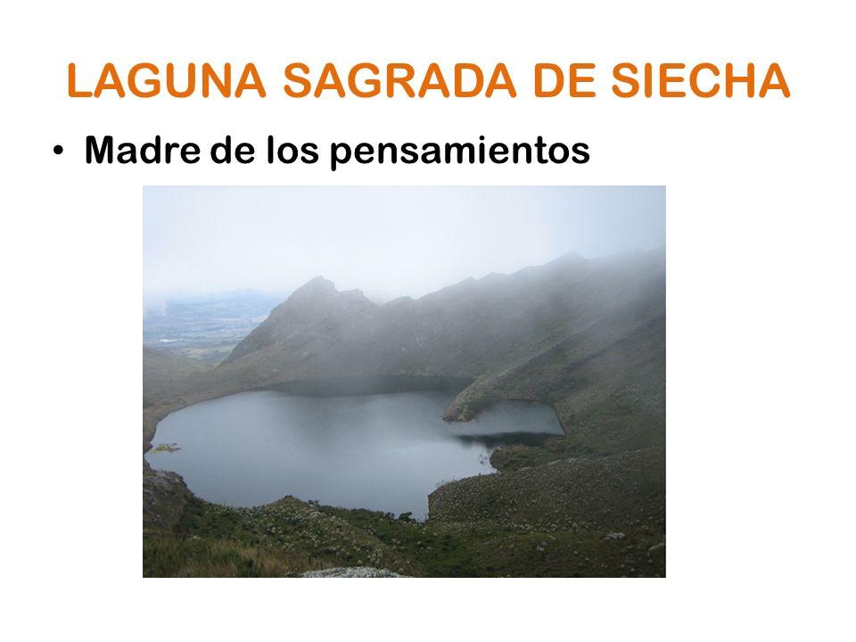 LAGUNA SAGRADA DE SIECHA