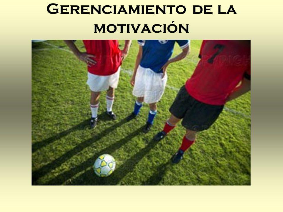 Gerenciamiento de la motivación